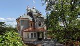 kompletní rekonstrukce lázeňské vily