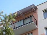 Oprava a zastřešení balkonů