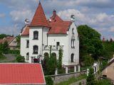 Rekonstrukce lázeňské vily