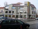 Novostavba obchodního centra